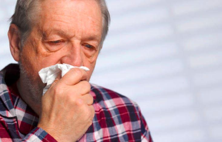 Pneumonia complications