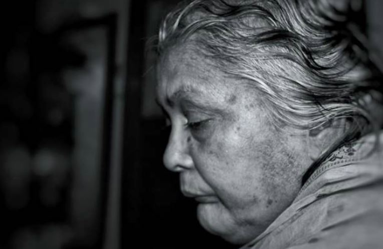 elderly abuse in India