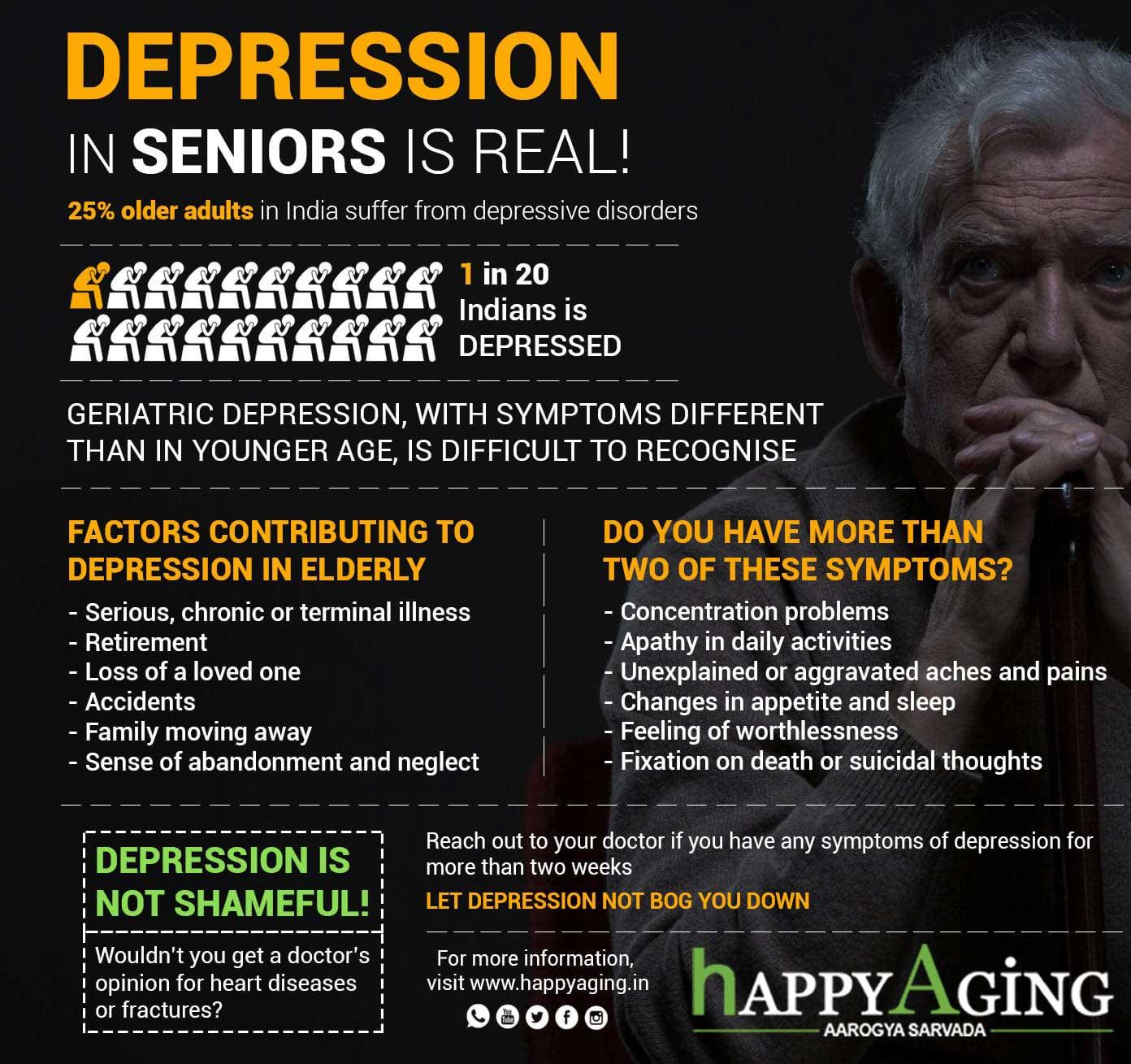 Depression in Seniors