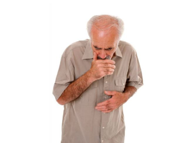 COPD Bloating